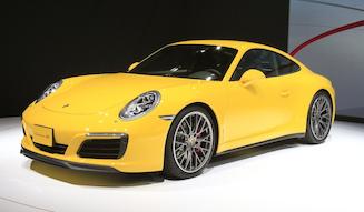 Porsche 911 carrera4s|ポルシェ 911 カレラ4s