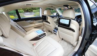 BMW 740Li|ビー・エム・ダブリュー 740Li