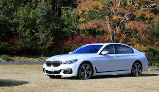 BMW 740i M Sport|ビー・エム・ダブリュー 740i M Sport