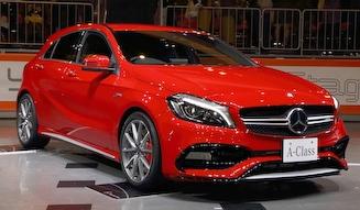 Mercedes-AMG A 45 4MATIC|メルセデスAMG A 45 4マチック