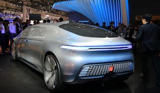 Mercedes-Benz|F015 ラグジュアリー・イン・モーション
