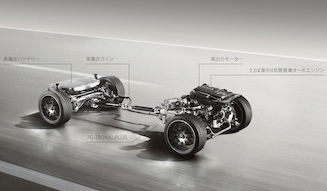 Mercedes-Menz C350e アバンギャルド
