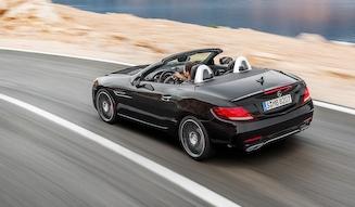 Mercedes-AMG SLC 43|メルセデスAMG SLC 43