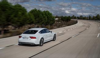 Audi A7 Sportsback h-tron|アウディ A7スポーツバック h-tron