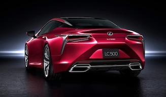 Lexus LC 500|レクサス LC 500