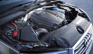 Audi A4 2.0TFSI|アウディ A4 2.0TFSI