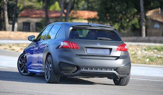Peugeot 308R HYBrid|プジョー 308R ハイブリッド
