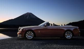 Rolls-Royce Dawn|ロールス・ロイス ドーン
