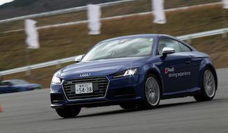 アウディが手がけるドライビングスクールを体験|Audi