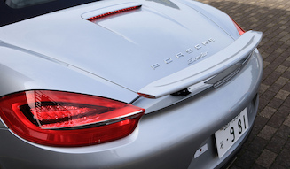 Porsche Boxster|ポルシェ ボクスター