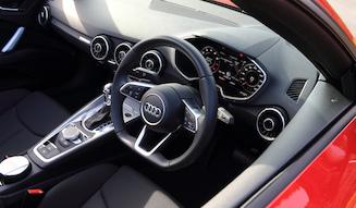 Audi TT Coupe|アウディ TT クーペ