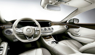 Mercedes-Benz S 400 4 MATIC Coupe|メルセデス・ベンツ S400 4マティック クーペ