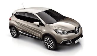 Renault Captur Yvoire|ルノー キャプチャー イヴォワール