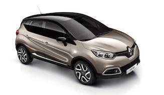 Renault Captur Noir|ルノー キャプチャー ノワール