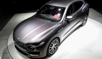 Maserati Levante |マセラティ レヴァンテ