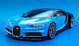 Bugatti Chiron |ブガッティ シロン