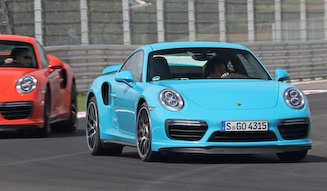 Porsche 911 Turbo|ポルシェ 911 ターボ