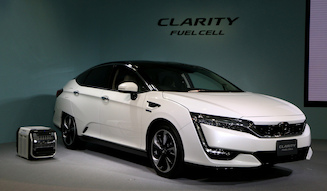 Honda Clarity Fuel Cell|ホンダ クラリティ フューエル セル