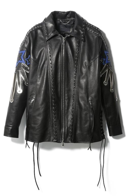 DIESEL BLACK GOLD青山限定WOMEN'S レザージャケット価格|37万3000円