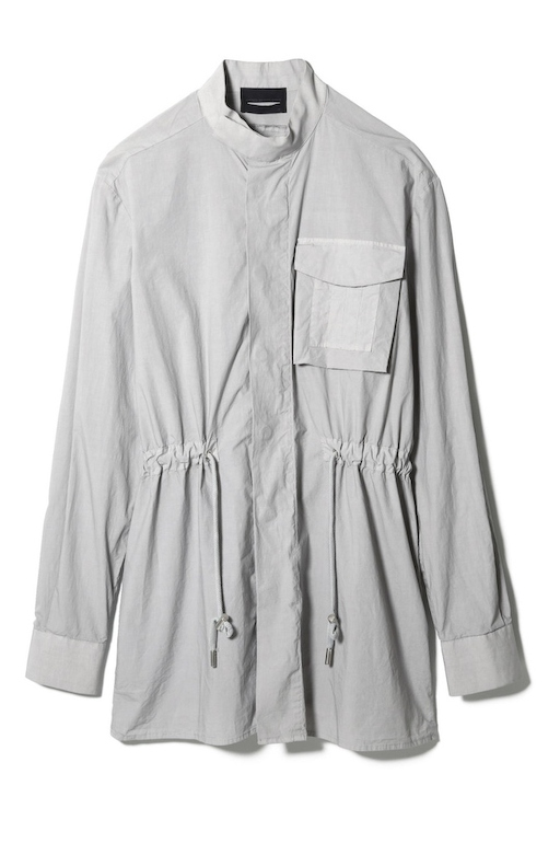 DIESEL BLACK GOLD青山限定MEN'S ロングシャツ(チョークホワイト) 価格|4万1000円