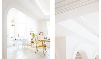 MITSUI HOME PREMIUM|三井ホーム「モダンロココスタイル」