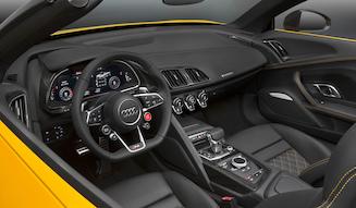 Audi R8 Spyder|アウディ R8 スパイダー