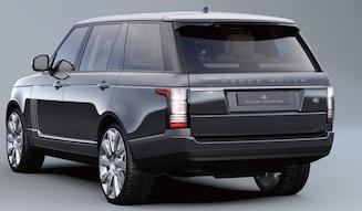 Land Rover Range Rover|ランドローバー レンジローバー