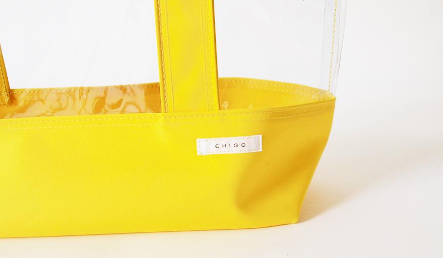 CHIGO|チゴ「CHIGO オリジナルプールバッグ」