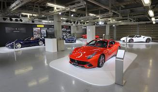 フェラーリ・レーシング・デイズ2016