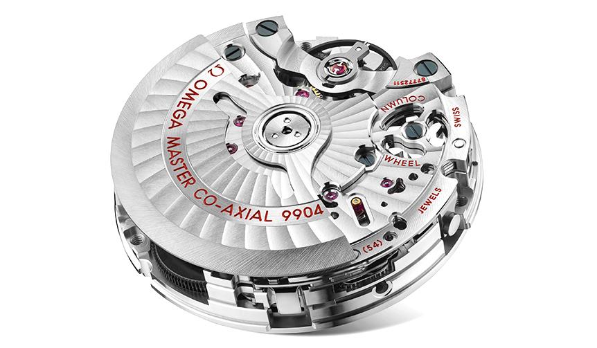 Cal.9904 OMEGA|スピードマスター ムーンフェイズ マスター クロノメーター