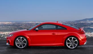 Audi TT RS|アウディ TT RS