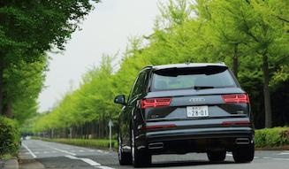 Audi Q7|アウディ Q7