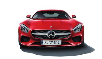 Mercedes-AMG GT|メルセデスAMG GT