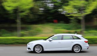 Audi A4 Avant 2.0TFSI quattro アウディ A4アヴァント 2.0TFSI クワトロ 05