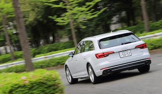 Audi A4 Avant 2.0TFSI quattro アウディ A4アヴァント 2.0TFSI クワトロ 06