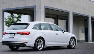 Audi A4 Avant 2.0TFSI quattro アウディ A4アヴァント 2.0TFSI クワトロ