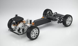 Volvo CMA(Compact Moduler Architecture) with T5 twin Engine|ボルボ CMA(コンパクト モジュラー アーキテクチャー) T5ツインエンジン(PHV)搭載モデル
