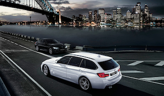 BMW 320d Touring|ビー・エム・ダブリュー320d ツーリング