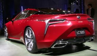 Lexus LC500|レクサス LC500 004