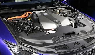 Lexus LC500h|レクサス LC500h 008