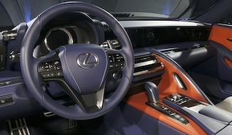 Lexus LC|レクサス LC500h 013