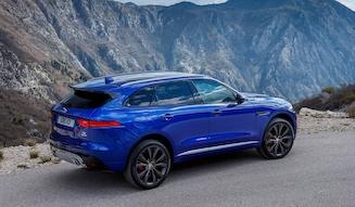 Jaguar F-Pace First Edition|ジャガー Fペース ファーストエディション