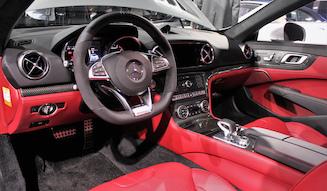 Mercedes-Benz SL|メルセデス・ベンツ SL
