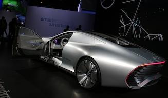 Mercedes-Benz Concpet IAA メルセデス・ベンツ コンセプト IAA