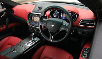 Maserati Ghibli S Q4|マセラティ・ギブリS Q4