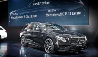 Mercedes-Benz E-Class Estate メルセデス・ベンツ Eクラス ステーションワゴン