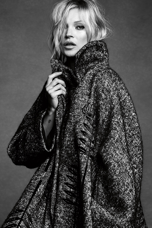 AALBERTA FERRETTI ANNOUNCES KATE MOSS AS THE FACE OF HER NEW AUTUMN WINTER 2016 ADVERTISING CAMPAING