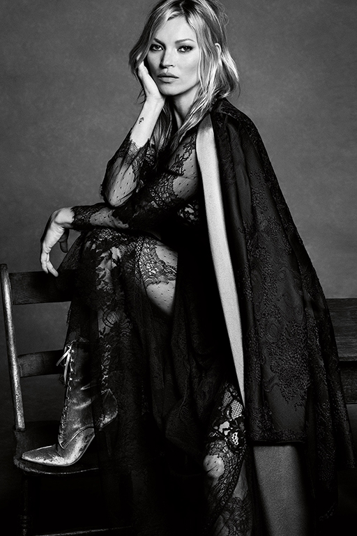 ALBERTA FERRETTI ANNOUNCES KATE MOSS AS THE FACE OF HER NEW AUTUMN WINTER 2016 ADVERTISING CAMPAINGC