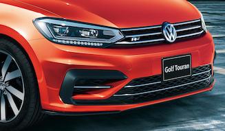 Volkswagen Golf Touran TSI R-Line|フォルクスワーゲン ゴルフ トゥーラン TSI Rライン