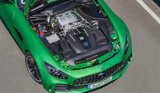 Mercedes-AMG GT R |メルセデス-AMG GT R